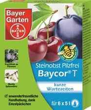 """Bayer """"Steinobst-Pilzfrei Baycor T"""" 6 x 5g hochwirksam gg. Monilia & Fruchtfäule"""