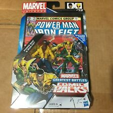 "Marvel Universe - 3.75""Figures Comic 2Pack Power Man & Iron Fist New 2010"