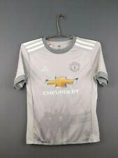 5/5 Manchester United jersey kids 11-12 years 2017 2018 third shirt AZ7562 ig93