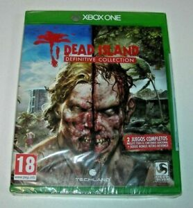 Dead Island Definitive Collection Xbox One Ed. española precintado