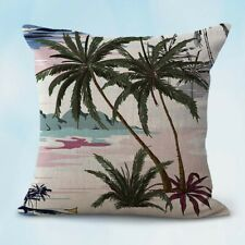 Us Seller-home accessories decor tropical forest jungle animal plants cushion
