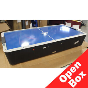 8' Dynamo Pro Style Air Hockey Table with Overhead Light - Open Box