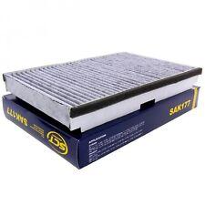SCT Innenraumfilter Fahrzeugfilter mit Aktivkohle SAK177 Luft Filter