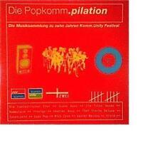 Die Popkomm.pilation Fantastischen Vier Fettes Brot Fünf Sterne Deluxe Rammstein
