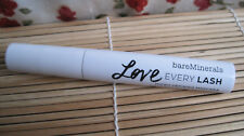 BARE ESCENTUALS/MINERALS LOVE EVERY LASH MICRO MASCARA BLACK NEW LTD ED