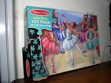 Melissa & Doug- 100 Piece Puzzle: Ballet Recital (#1375) - Age 6+