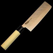 Nashiji Nakiri Usuba Knife 170mm Vegetable Knive chef Knives Made in Japan