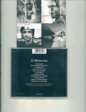 TRAVIS - 12 MEMORIES - 2003 CD ALBUM