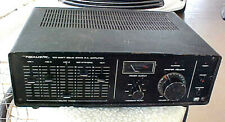 REALISTIC MPA-90, 100 WATT SOLID ST. P.A. AMPLIFIER, MODEL 32-2024, FROM STORAGE