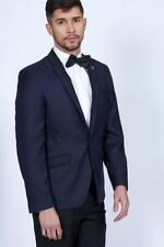 One Button Blazers Polyester Suits & Tailoring for Men
