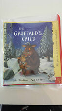 WINTER WONDERLAND-  10 BOOKS IN ZIP BAG - THE GRUFFALO'S CHILD  YETI BIG BEAR