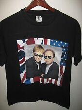 Billy Joel Elton John Tee - Face To Face 1994 Concert Music Tour USA T Shirt XLg