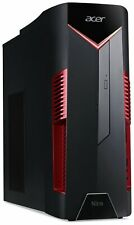 Acer Nitro N50-600 Intel 2.8GHz 8GB 1TB HDD 128GB SSD Nvidia GTX1050 Gaming PC