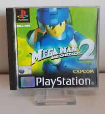Mega Man Megaman Legends 2 Rockman Sony Playstation Ps One Ps1 Psx Pal A2659
