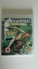 Ps3 uncharted drake's fortune Black Label SEALED