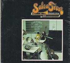 Salsa Fever - Que Vivan Los Estudiantes - Rare Brand New Sealed CD - 1216