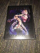 Dark Fury - The Chronicles of Riddick (Dvd, 2004, Animated) New