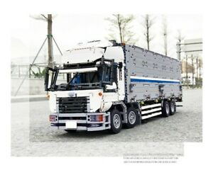 Mould King - 2,4 GHz RC LKW - Containertruck mit Powerfunktion