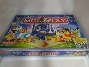Monopoly the Disney Edition Hasbro 2001