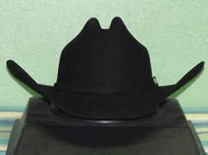 JUSTIN RODEO 3X WOOL COWBOY WESTERN HAT