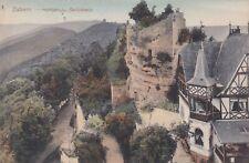 CPA 67 SAVERNE ZABERN chateau Hohbarr Geroldseck