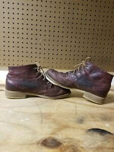 Josef Seibel 38 Leather Shoes US Size 7 to 7.5