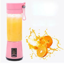Portable Electric Juicer Blender Fruit Baby Food Mixer Meat Grinder Juice Maker