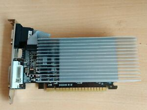 Palit Nvidia Geforce Gt 610, 1GB DDR3, DVI, HDMI, VGA, Pci-E, NEAT6100HD06-1193H