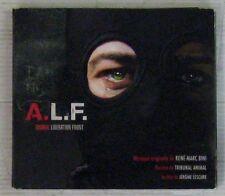 Animal Liberation Front CD Jérôme Lescure René-Marc Bini 2012