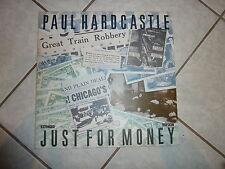 Maxisingle Paul Hardcastle mit Just For Money.