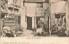 More details for vintage bedfordshire postcard, a bit of old luton, the wrench series no.3432 jx6
