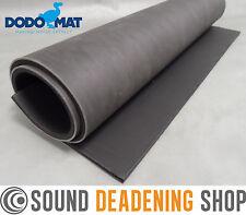 Dodo Pro Barrier MLV Mass Loaded Vinyl 8mm Car Vehicle Sound Deadening Proofing
