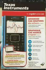 Texas Instruments TI Nspire CX II CAS Calculator Brand New