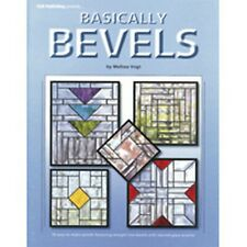 Stained Glass Pattern Book - BASICALLY BEVELS 1