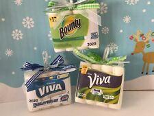 "2020 Christmas Ornament Commemorative Paper Shortage Paper Towels ""THE ORIGINAL"""