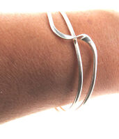 Sterling Silver Cuff Bracelet 7.5