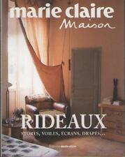 Marie Claire Maison. Rideaux : Stores, Voiles, Ecrans, Drapés / 2006