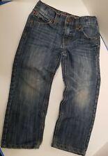 Boys Tommy Hilfiger Revolution Jeans Slim Fit Straight Leg Size 4