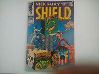 Nick Fury Agent of Shield #1 Ungraded