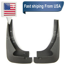 OE Fitment Front set 2Pcs Fender Splash Mud Guards Flaps For 07-12 Mazda CX-7