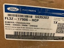 15 thru 20 Ford F150 OEM Genuine Ford Rear Painted Step Bumper with Sensor LEFT