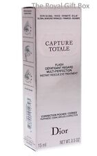 DIOR    CAPTURE TOTALE MULTI-PERFECTION EYE TREATMENT   RADIANCE +    15ml   NEW