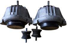 9L0429 4pc Motor Mounts fit AUTO 2007 - 2013 BMW 335i Engine Transmission Mounts