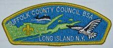 Suffolk Co Council (NY) S-1d CSP  BSA