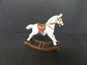 DOLLHOUSE ROCKING HORSE