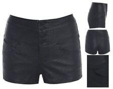Pantalones cortos de mujer sin marca color principal negro