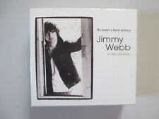 JIMMY WEBB IN THE SEVENTIES-THE MOON'S A HARSH MISTRESS-5 CD-LIMITED ED-SIGNED.