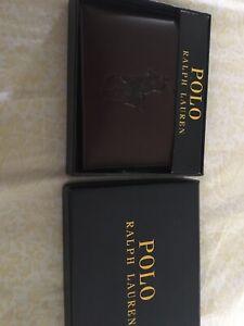 Polo Ralph Lauren wallet men card holder New