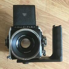 Poignée Rolleiflex SL66 6x6 Left Grip very comfortable- Watch the video