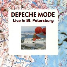 DEPECHE MODE LIVE ST.PETERSBURG 07-09-1998